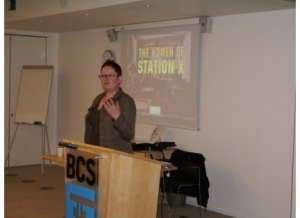 "BCSWomen launch of ""The Women of Station X"""