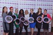 FDM everywoman Technology Awards 2014.