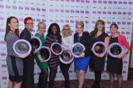 FDM everywoman Technology Awards 2014.