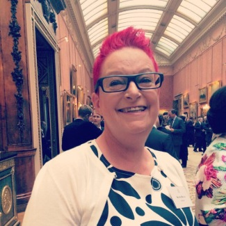 At a reception for the technology industry at Buckingham Palace hosted by The Queen and Duke of Edinburgh June 2014